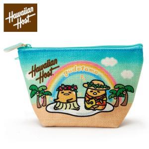 ぐでたま×Hawaiian Host コラボポーチ入りマカデミアナッツチョコレート sanrio