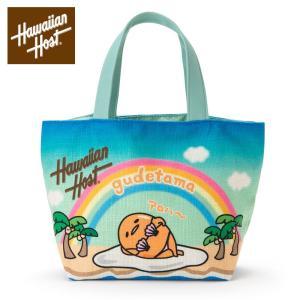 ぐでたま×Hawaiian Host コラボ手提げバッグ入りチョコレート&クッキー sanrio