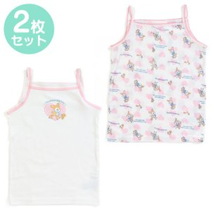 ハミングミント キッズキャミソール2枚セット(リス)|sanrio
