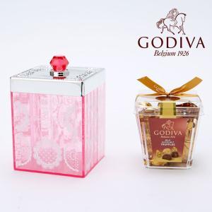 ハローキティ ジュエリーポット&GODIVA 2018|sanrio