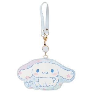 シナモロール リール付きパスケース(星) sanrio