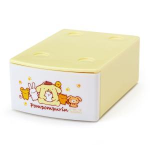 ポムポムプリン ミニスタッキングケース入りメモ|sanrio