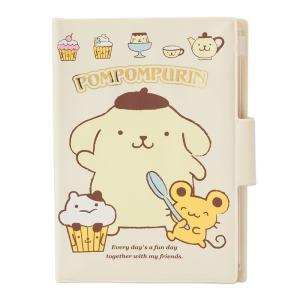 ポムポムプリン お薬手帳ケース(スイーツ)|sanrio