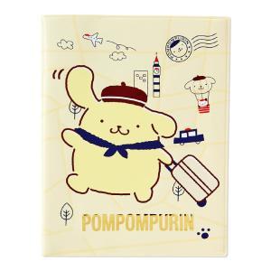 ポムポムプリン パスポートケース sanrio