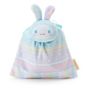 シナモロール うさ耳マスコット巾着入りお菓子セット|sanrio