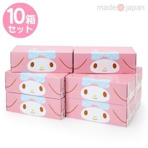 マイメロディ ティシュペーパー 10箱セット(キュートピンク)|sanrio