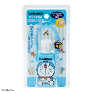 ドラえもん 携帯ハンドジェル(シトラスの香り)(I'm DORAEMON)|sanrio