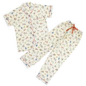 ハローキティ 半袖シャツパジャマ(ハワイアン)|sanrio