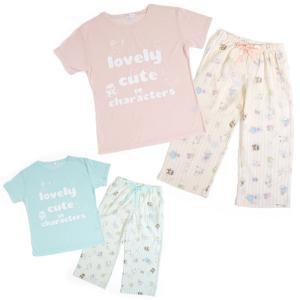 サンリオキャラクターズ Tシャツ&パンツ '80s|sanrio