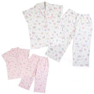 リトルツインスターズ 半袖シャツパジャマ|sanrio