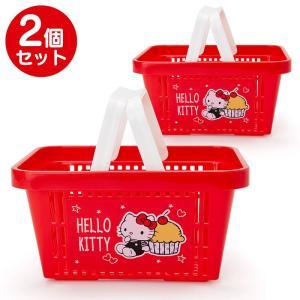 ハローキティ ミニバスケット2個セット|sanrio
