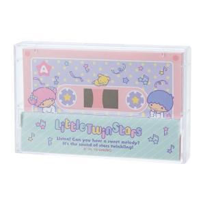 リトルツインスターズ カセットテープメモ|sanrio