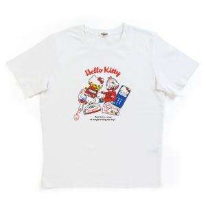 ハローキティ Tシャツ(レトロ) sanrio