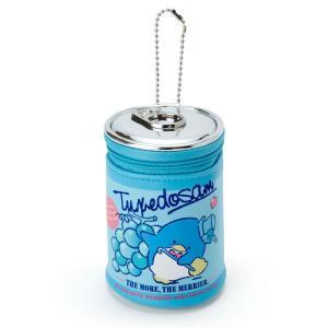 タキシードサム 缶ジュースみたいなミニポーチ|sanrio