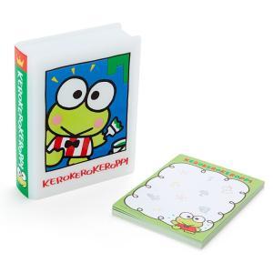 けろけろけろっぴ ブック形ケース入りメモ|sanrio