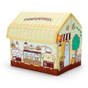 ポムポムプリン おうち形収納ボックス|sanrio
