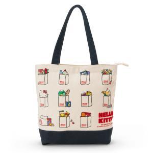 ハローキティ 帆布トートバッグ(アメリカンスーパーマーケット)|sanrio