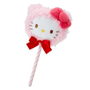 ハローキティ 綿菓子風ミニぬいぐるみ|sanrio