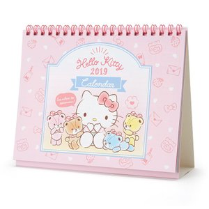 ハローキティ リングカレンダー 2019|sanrio