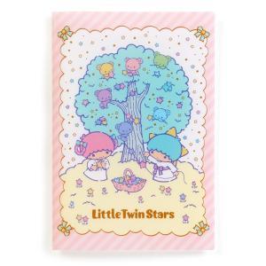 リトルツインスターズ B6ポケットファイル|sanrio