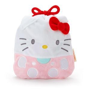 ハローキティ キャラクター形巾着入りお菓子セット|sanrio