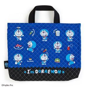 ドラえもん キルティング手提げバッグ(I'm DORAEMON)|sanrio