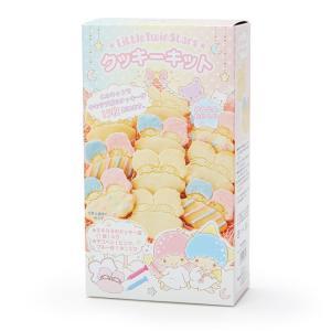 リトルツインスターズ 簡単キャラクター形手作りクッキーキット|sanrio