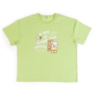 けろけろけろっぴ Tシャツ(サンドイッチ)|sanrio