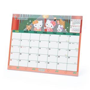 ハローキティ シートカレンダー 2020|sanrio