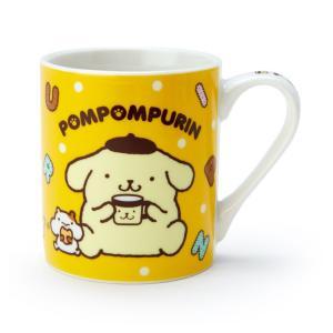 ポムポムプリン マグカップ(ロゴ)|sanrio