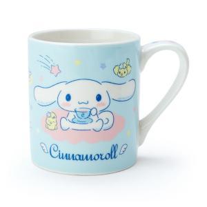 シナモロール マグカップ(ロゴ)|sanrio