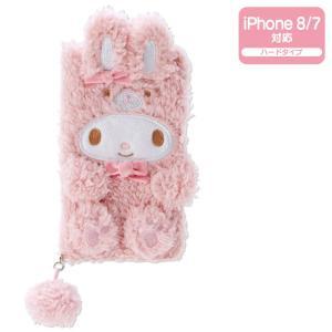 マイメロディ ボアiPhone 8/iPhone 7ケース|sanrio