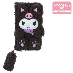 クロミ ボアiPhone 8/iPhone 7ケース|sanrio