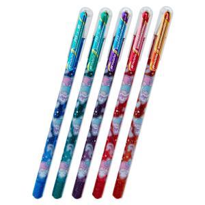 リトルツインスターズ デュアルメタリックボールペン5色セット|sanrio