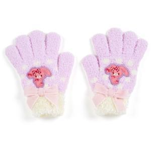 ぼんぼんりぼん キッズのびのび手袋|sanrio
