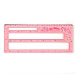 マイメロディ 厚さ測定定規の商品画像|ナビ