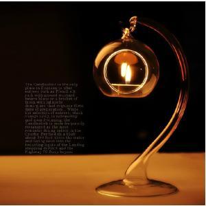 キャンドルスタンド 癒し の 光 宙に浮く キャンドルスタンド/インテリア