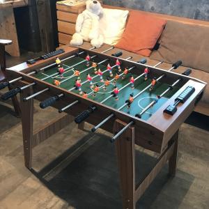 サッカーゲーム テーブルゲーム ボードゲーム サッカーゲーム盤 Soccer game Wood サッカー 送料無料