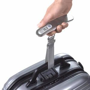 Luggage Scale 旅行用の携帯吊り下げはかりです。  海外旅行にこれが有るととっても便利!...