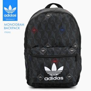 アディダス バッグ メンズ レディース adidas MONOGRAM BACKPACK 22L シンプル ユニセックス バックパック スポーツ リュックサック 旅行 合宿 FT9292 鞄|sansei-s-style