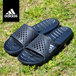 アディダス メンズサンダル adidas KYASO S78121 ブラック 黒
