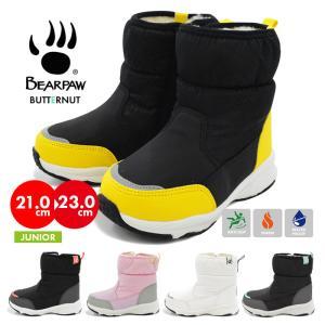 BEARPAW ベアパウ BUTTERNUT バターナッツ キッズ ジュニア 子供 子ども ブーツ 靴 防水 防寒 スノーブーツ J1980K|sansei-s-style
