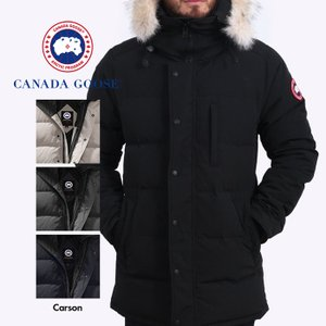 カナダグース コート メンズ CANADA GOOSE CARSON カーソン 3805M 紳士 ダウンジャケット アウター 防寒 撥水 ファー取り外し可 sansei-s-style