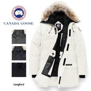 CANADA GOOSE カナダグース LANGFORD ラングフォード 2062M メンズ 男性 紳士 ダウンジャケット コート アウター sansei-s-style