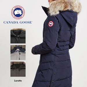 CANADA GOOSE カナダグース LORETTE ロレッタ 2090L レディース 女性 婦人...