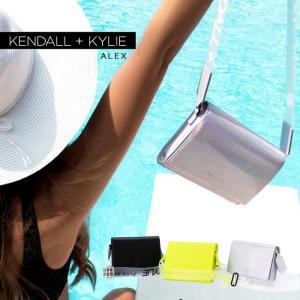 ケンダルアンドカイリー バッグ レディース Kendall+Kylie ALEX アレックス ショルダーバッグ サコッシュ ポーチ|sansei-s-style