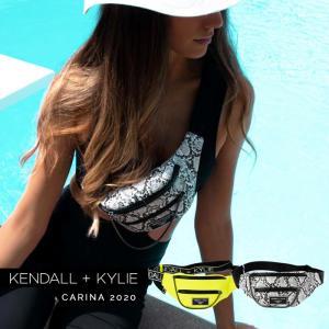 ケンダルアンドカイリー レディース バッグ Kendall+Kylie CARINA2020 カリーナ メッセンジャーバッグ サコッシュ ウエストポーチ|sansei-s-style