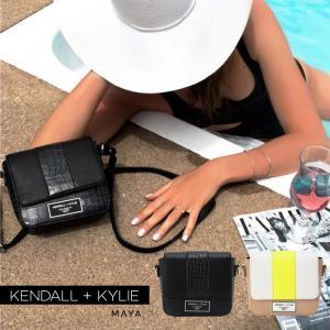 ケンダルアンドカイリー バッグ レディース Kendall+Kylie MAYA マヤ ショルダーバッグ サコッシュ ポーチ|sansei-s-style