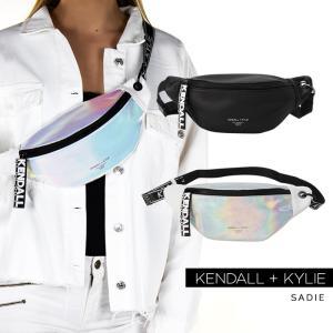 ケンダルアンドカイリー バッグ レディース Kendall+Kylie SADIE サディー メッセンジャーバッグ サコッシュ ウエストポーチ ウェストバッグ|sansei-s-style
