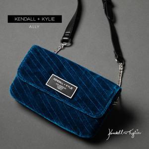Kendall+Kylie ALLY ケンダルアンドカイリー アライ ショルダーバッグ ポーチ 財布 レディース 女性 ガールズ セレブ モデル 姉妹 ジェンナー LA カバン|sansei-s-style